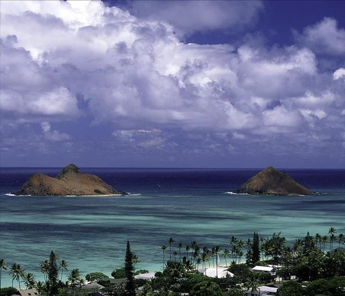 Water Damage Professional Response Solves Kailua Water Damage Problems