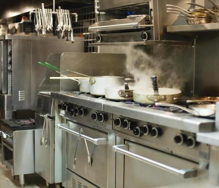 Commercial The Lingering Effects of a Kitchen Fire in Your Kaneohe Restaurant